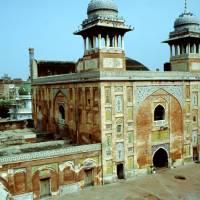 Láhaur, mešita Wazir Khan. Foto Hanka/Ištva