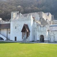Visegrád, královský palác (renesenční stavba, spíše nyní novostavba)