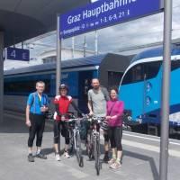 Graz, hlavní nádraží