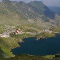 Făgăraş,  jezero Bilea