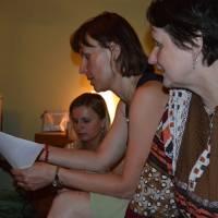Náročná zkouška altu (Čochťa, Lenka, Martina)