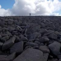 Cairngorm, výstup na Ben Macdui