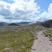 Cairngorm a stejnojmenná vrcholová planina