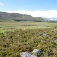 Cairngorm, u jezera Loch Muick