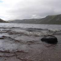 Cairngorm, jezero Loch Muick