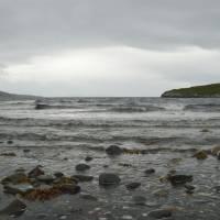 Skye, zátoka Camasunary