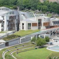 Edinburgh, parlament