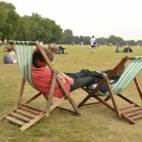 Londýn, Hyde Park