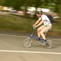 Londýn, cyklisté všude