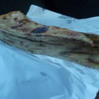 Kosovské město Pejë, národní jídlo fli