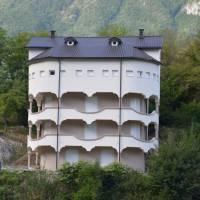 Mezi Vusanje a Gusinje: nový domeček