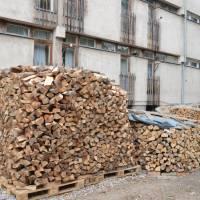 Berane, paneláky: zásoby na zimu