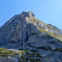 Černá Hora, Zla Kolata, vlastní vrchol, foto od severozápadu. (Uveřejněno i na Wikimedia pod licencí CC BY-SA 4.0)