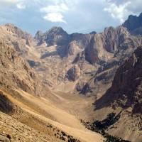 Aladagar, nádherné údolí Emli