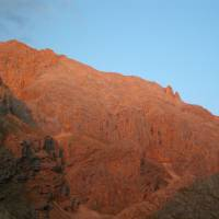 Aladagar, červené hory