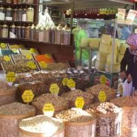 Istanbul, na tržišti