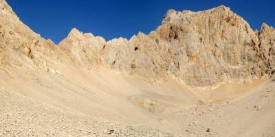Aladagar, údolí Narpuz Vadisi