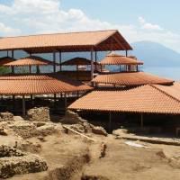 Ohrid, vykopávky