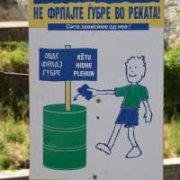 pohoří Baba, odpadová kampaň