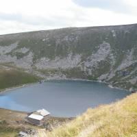 pohoří Baba, Golemo jezero