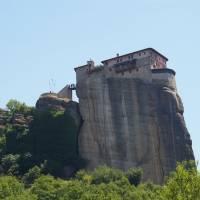 Meteora, klášter Roussanou