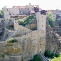 Meteora, klášter Megalo Meteoro