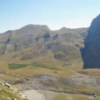 Řecko, pohoří Pindos