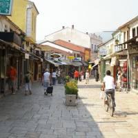 Skopje, staré město