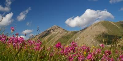 Šar planina, pohled na Titov vrv