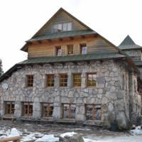 Na chatě Murowaniec