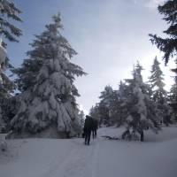 Výstup na Malý Sněžník