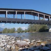 Most přes Drávu