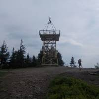 Barania Gora, vrchol