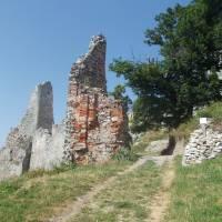 Hrad Gymeš (vstup)