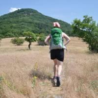 Výstup na vrchol Žibrica (617 m)