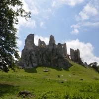 Hrad Hrušov u Topolčianek