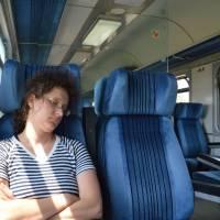 Z vlaku Bělehrad - Niš - Pirot