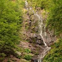 Pilský vodopád (prý druhý nejvyšší v Srbsku) u vsi Topli Do