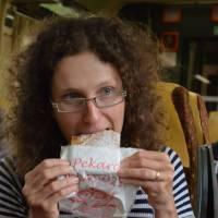 Z vlaku Bělehrad - Budapešť