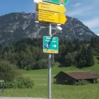 Na Via Claudia Augusta, teď už jsme v Rakousku