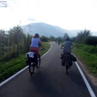 Italská cyklodálnice