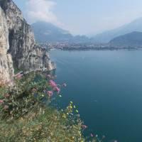 Lago di Garda - ze staré cesty do hor