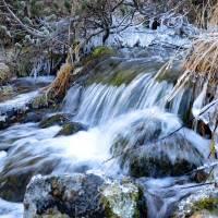 Řeka Hnilec pod Kraľovou holí