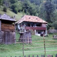 Domky v údolí Rîul Trumseana
