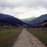 Závěr údolí Rîul Trumseana