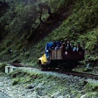 Maramureş – lesní železnice v údolí Apa (Vaser) - drezína