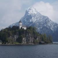 Trauenkirchen nad jezerem Trauen